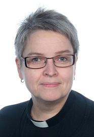 Kuurojenpappi Marja Saukkonen