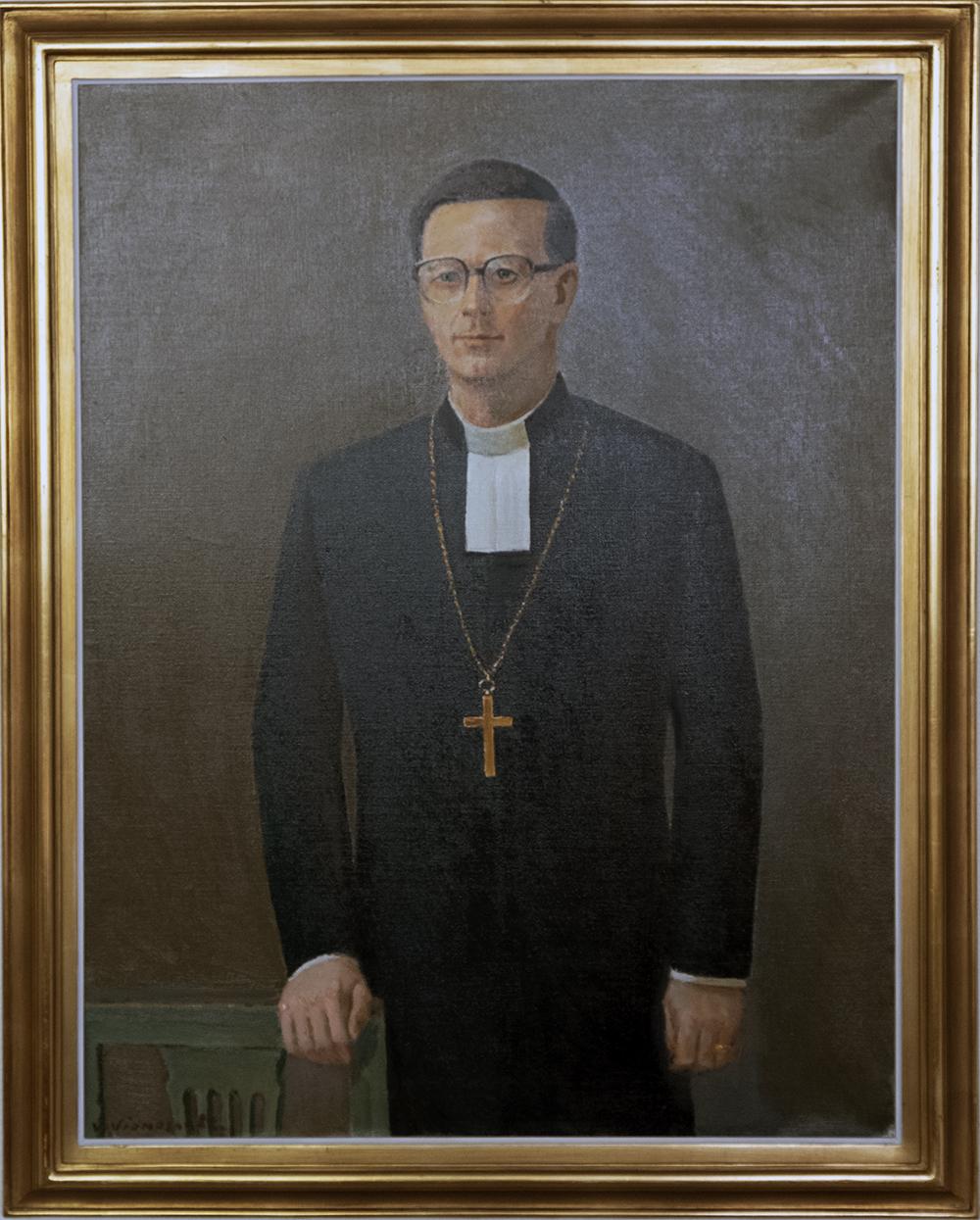 Piispa Yrjö Sariolan muotokuva